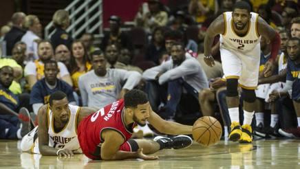 Preseason Nba: i Raptors vincono a Cleveland. Sacramento passa a L.A.