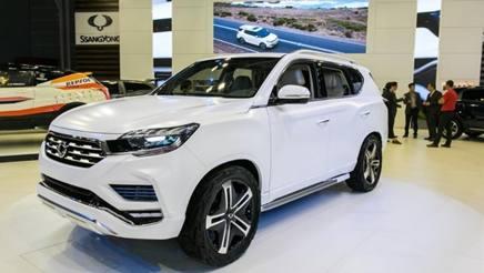 La concept Ssangyong LIV-2
