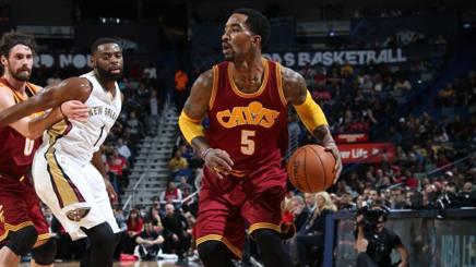 Nba, JR Smith rinnova con Cleveland: nuovo quadriennale da 57 milioni