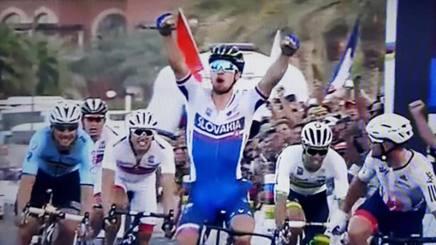 Mondiale uomini: Sagan bissa. Nizzolo è quinto