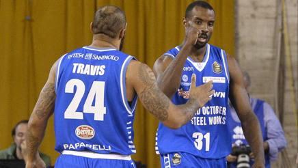 Basket, Serie A, 3° turno: Cantù-Pesaro apre i giochi alle 12