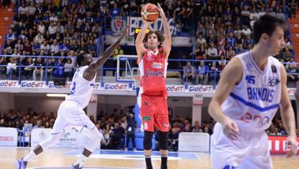 Basket, Serie A: Milano c'è, ma che belle Trento e Caserta! E gli italiani protagonisti