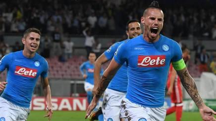 Napoli gioca per il record: qualificati già alla terza giornata?
