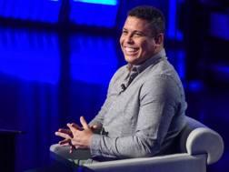 Ronaldo Lu�s Naz�rio de Lima, 40 anni. LaPresse