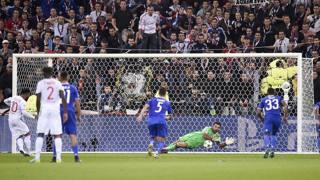 Vince la Juve di Super Buffon, decide Cuadrado: 1-0 a Lione