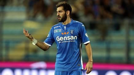Riccardo Saponara, trequartista dell'Empoli. Getty