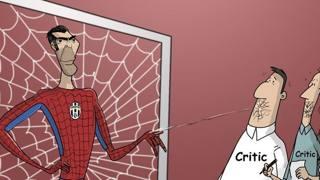 Da Superman a Uomo Ragno: il web si ricrede su Gigi Buffon