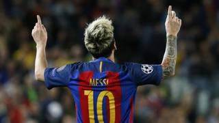Barcellona-Manchester City: Messi rovina il ritorno di Guardiola