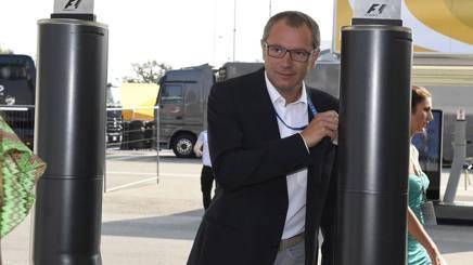 Stefano Domenicali, presidente e ad Lamborghini. Colombo