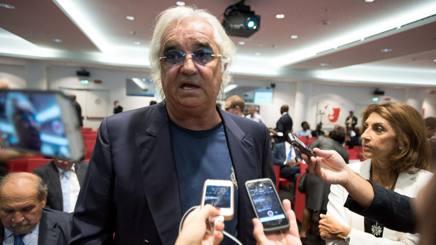 Flavio Briatore, 66 anni. Lapresse