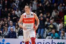 Aleksa Avramovic, 22 anni, play di Varese. Ciamillo