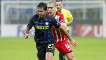 Eder, attaccante dell'Inter e della Nazionale. LaPresse