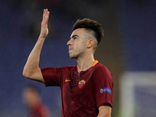 Stephan Kareem El Shaarawy, 23 anni, attaccante della Roma. Getty Images