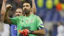 Gianluigi Buffon, 38 anni Ansa