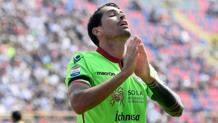Marco Borriello, 34 anni, attaccante del Cagliari. Getty Images