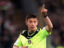 Gianluca Rocchi, 43 anni. Forte