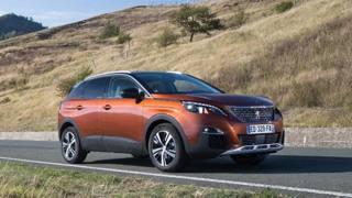 La nuova Peugeot 3008