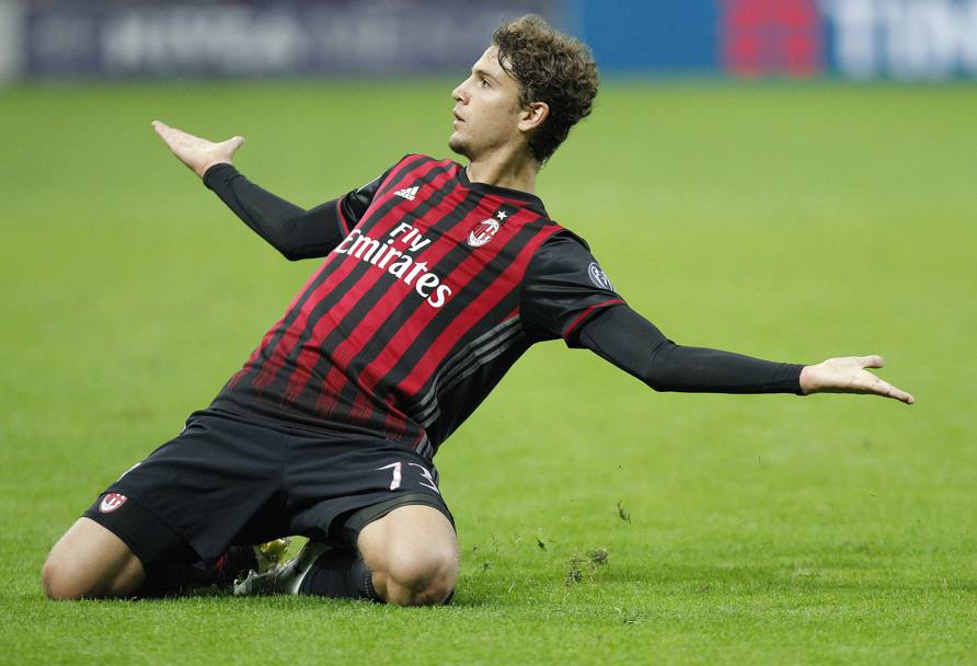 Milan juventus gioiello locatelli e le altre la for Locatelli milano