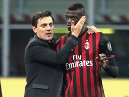 Montella consola Niang sostituito in Milan-Juve. Forte