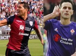 Marco Borriello, 34 anni e Nikola Kalinic, 28.