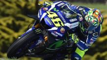 Valentino Rossi, 37 anni. Afp