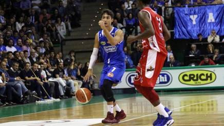 avide Moretti, 18 anni, play. Trevviso Basket