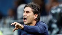 Ivan Juric, tecnico del Genoa. Reuters