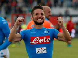 Dries Mertens, 29 anni GETTY IMAGES