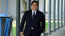 Erick Thohir, 46 anni, azionista di minoranza indonesiano dell'Inter. Getty Images