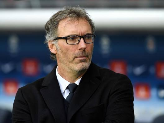 Laurent Blanc, ex tecnico del PSG. Afp