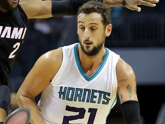 Marco Belinelli, 30 anni, in NBA dal 2007. Afp