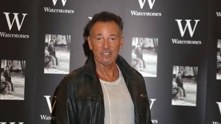 Bruce Springsteen, 67 anni: il suo primo album è del 1973. LaPresse