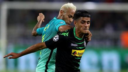 Mahmoud Dahoud, centrocampista del Borussia M. Getty
