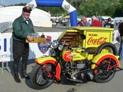 Una Harley-Davidson speciale firmata Coca Cola