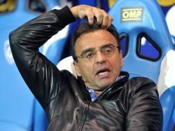 Il presidente dell'Empoli Fabrizio Corsi. LAPRESSE
