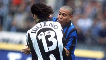 """Ronaldo-Iuliano non finisce mai. Simoni: """"Io troppo signore con Ceccarini"""""""