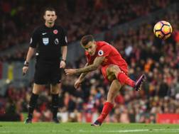 Philippe Coutinho, 24 anni. Afp