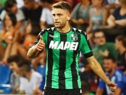 Domenico Berardi, 22 anni, attaccante del Sassuolo. Ansa