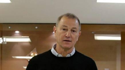 Gianni De Biasi , 60 anni. EPA