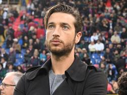 Antonio Mirante, 33 anni, portiere del Bologna. LaPresse