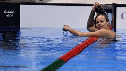 Federica Pellegrini, 28 anni (Lapresse)
