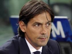 Simone Inzaghi, 40 anni. Ansa