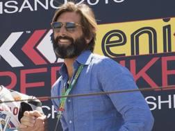 Il presidente di MV Agusta Giovanni Castiglioni. Getty
