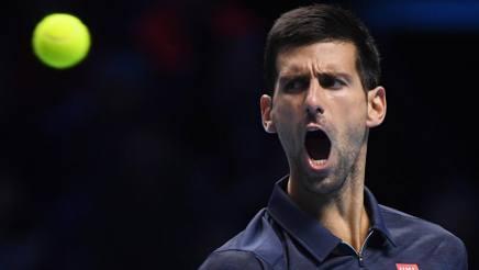 Novak Djokovic, ex n°1. Reuters
