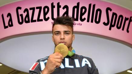"""Judo, Gazzetta Sports Awards, Basile: """"Sempre saputo di poter fare grandi cose"""""""