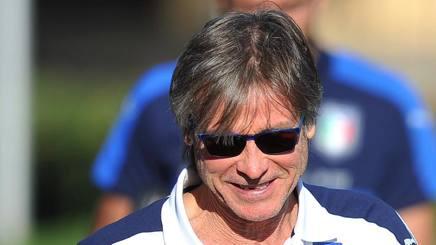 Gabriele Oriali, team manager dell'Italia. LAPRESSE