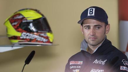 Hector Barbera, 30 anni. Getty