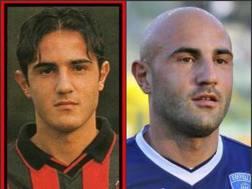 Massimo Maccarone prima... e dopo