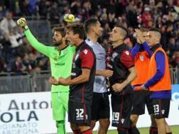 Il Cagliari conquista la sua quinta vittoria casalinga GETTY IMAGES