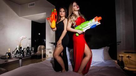 Anna Fognaro, 20 anni, e Cristle Marcon, 26, sono due delle protagoniste ANSA